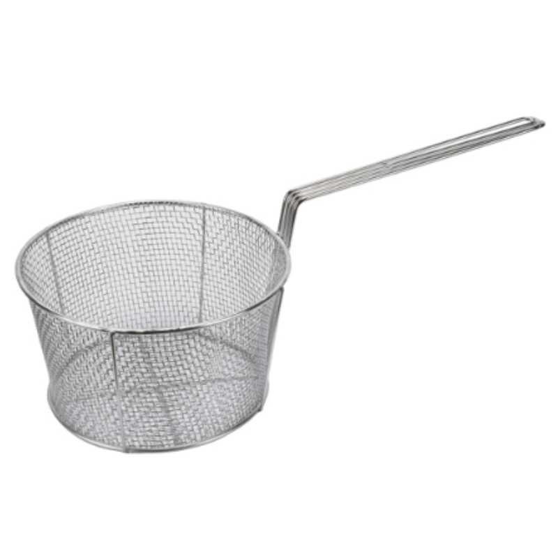 Cesta cocedor de malla en acero inoxidable para cazuelas altas industriales