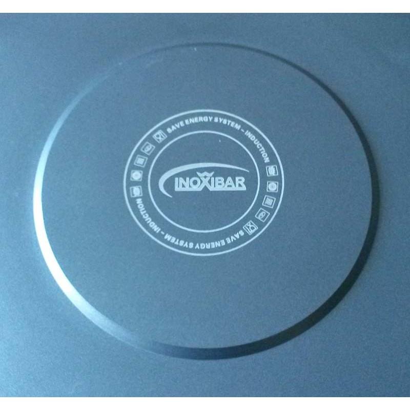 Cuchillo de cerámica de multiusos de cocina de 12 cm. de hoja negra