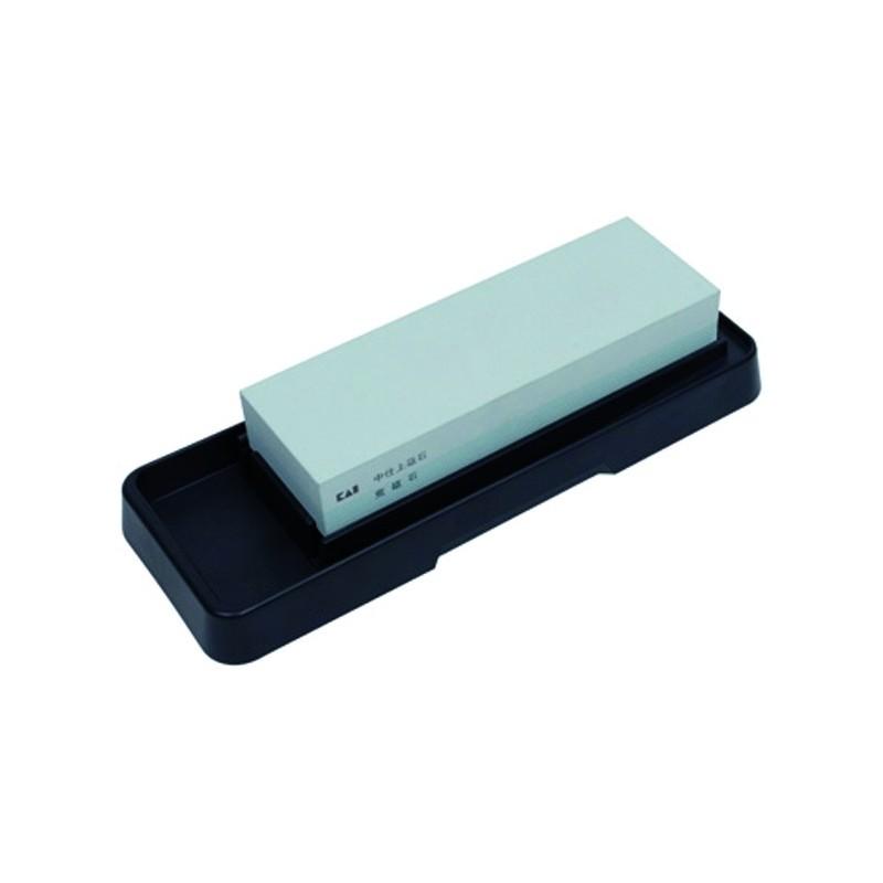 Piedra de afilar doble de 400/1000 gr