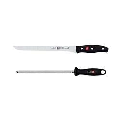 Kit de corte de jamón cuchillos serie Twin Pollux