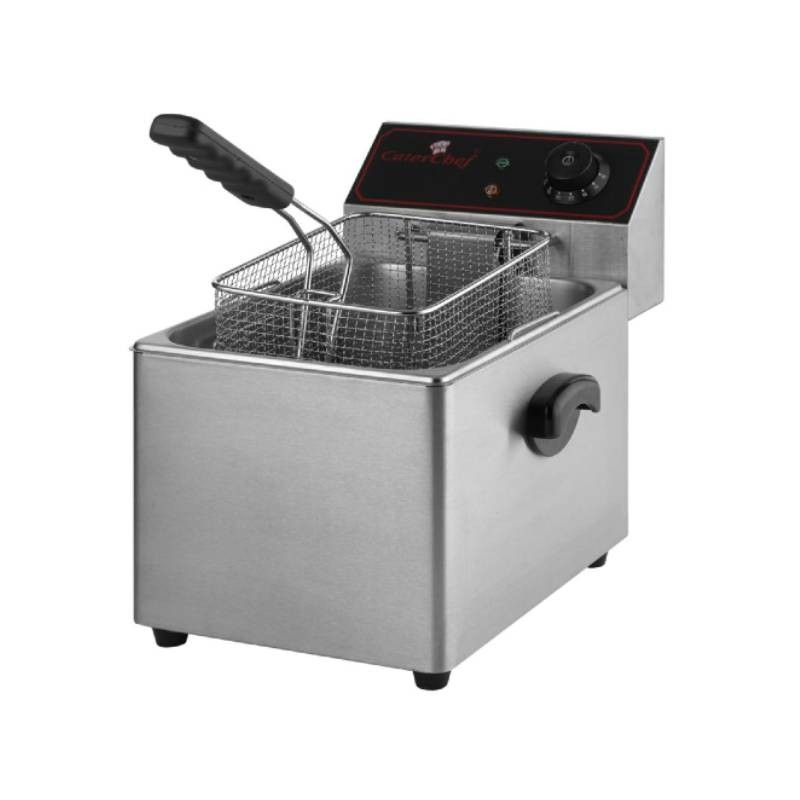 Freidora eléctrica profesional de 5 litros