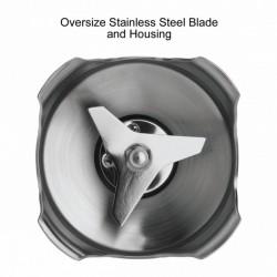 Brazo triturador profesional de servicio pesado BIG STIX con varilla de 35,5 cm.