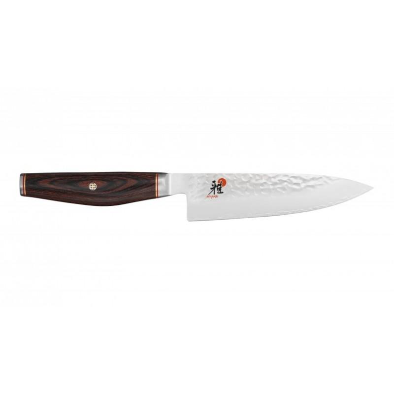 Cuchillo Chef Gyutoh 16 cm. de Miyabi serie 6000 MCT