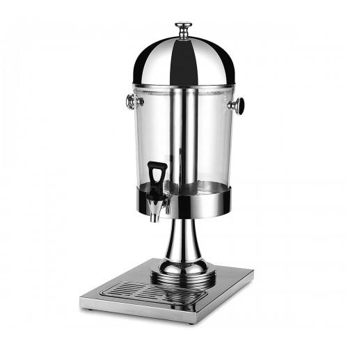 Dispensador de zumos inox de 8 litros