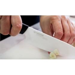 Cuchillo de cerámica chef Santoku de 16 cm. de Kyocera