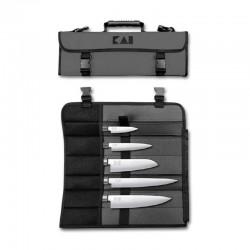 Maletin pequeño para 5 cuchillos Shun Kai
