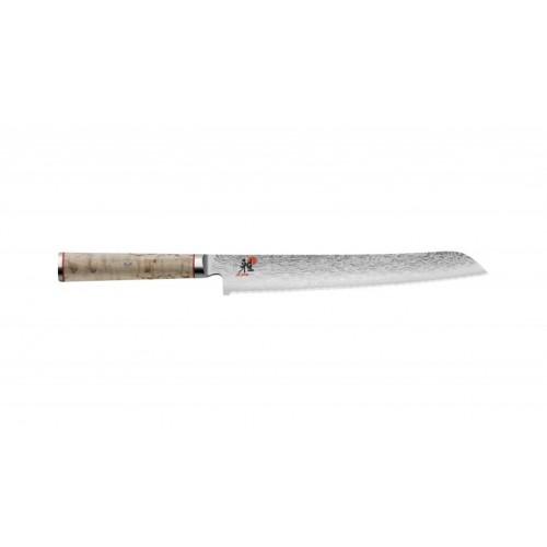 Cuchillo de cocina japonés para pan de 23 cm. Miyabi serie 5000MCD