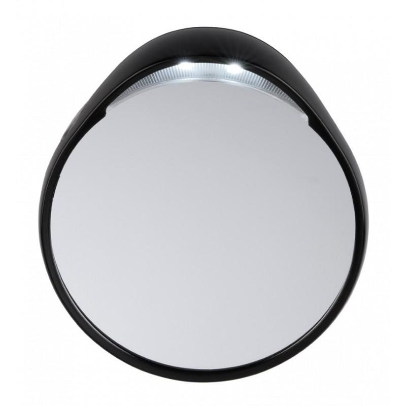 Espejo de 10 aumentos y con luz