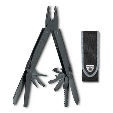 Cuchillo de cocina utilitario de 15 cm. con filo biselado