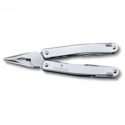 Cuchillo de cocina Chef de 21 cm. hoja ancha y filo biselado
