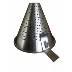 Colador chino profesional de acero inoxidable