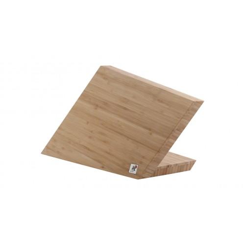 Taco magnético de cuchillos de madera de bambú (vacío)
