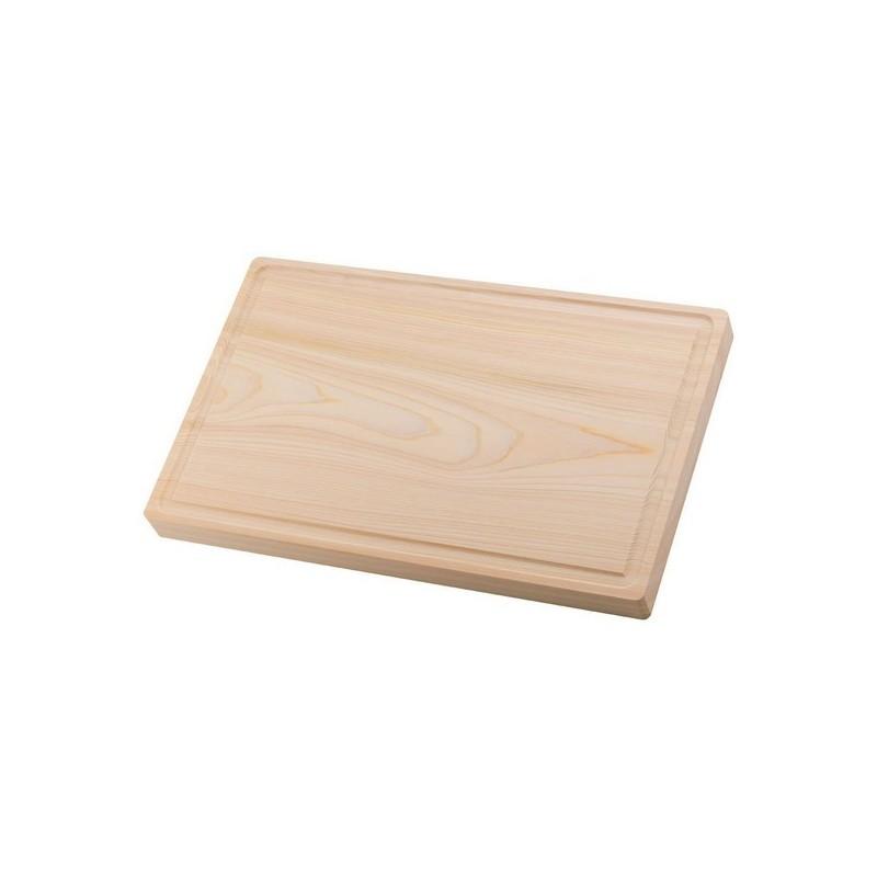 Tabla de corte para cocina de madera de hinoki ideal para - Tablas de madera a medida ...