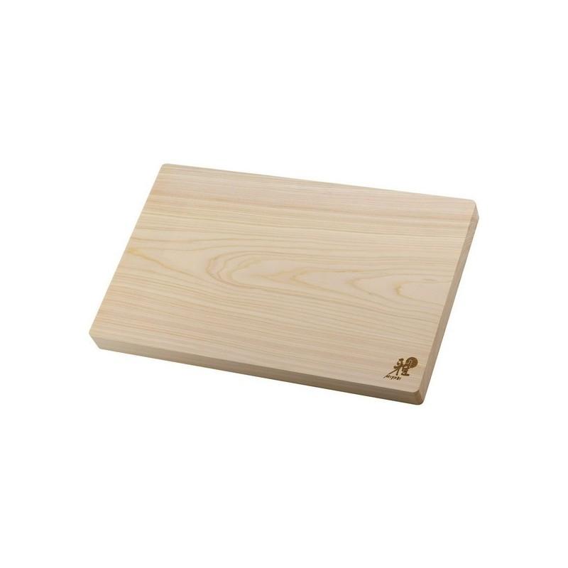 Tabla de corte para cocina de madera de hinoki ideal para cortar