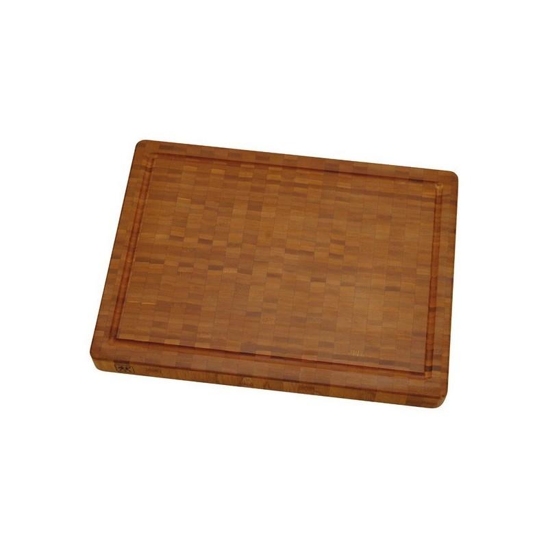 Tabla de corte de cocina de madera de bamb de zwilling j for Tablas de cocina ikea