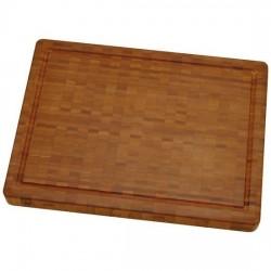 Tabla de corte de madera de bambú grande