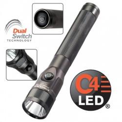 Linterna Stinger DS LED recargable con doble interruptor super brillante