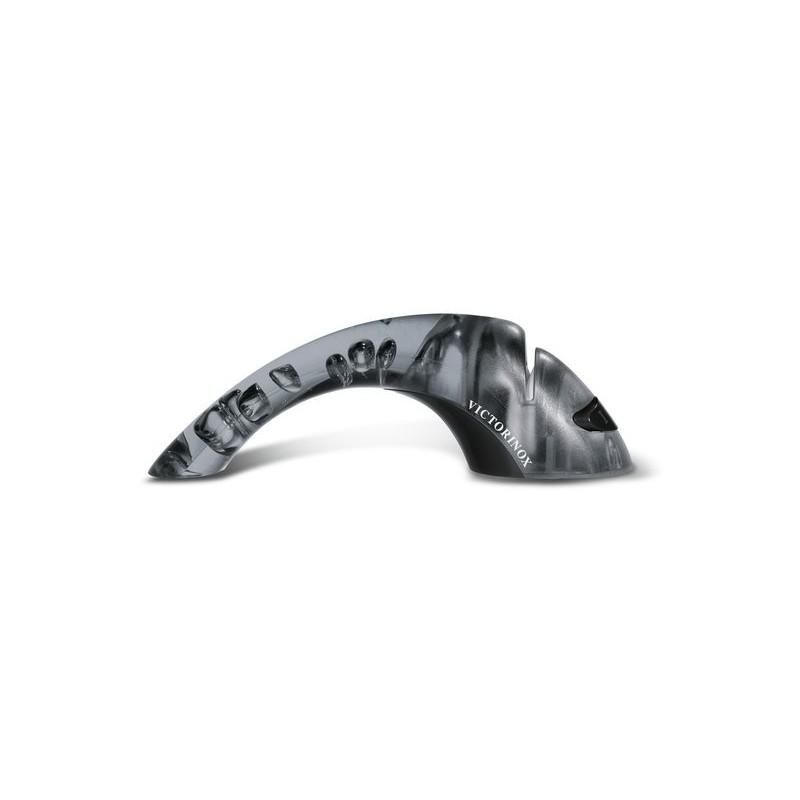 Afilador de cuchillos negro Victorinox