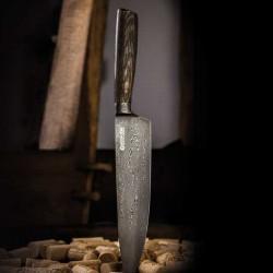 Cuchillo Core Chef damasco edición limitada