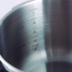 Set 2 ollas a presión G-Sola de Inoxibar 4+6 litros