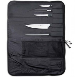 Estuche cocinero para almecenamiento de 12 cuchillos o accesorios