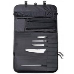 Estuche cocinero rígido para 18 cuchillos