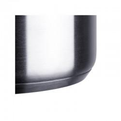 Olla alta industrial / profesional de acero inoxidable de 28 a 50cm.