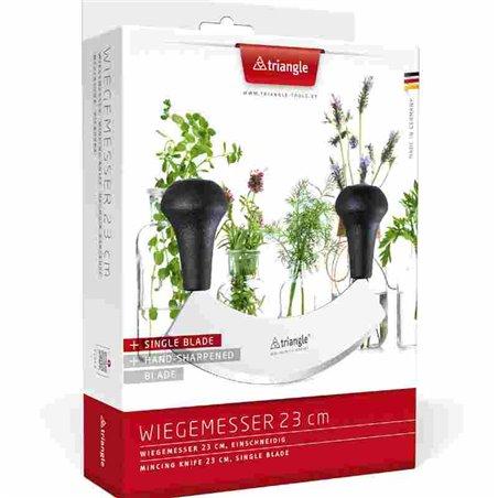 Cuchillo chef 16 cm. media virola serie Epicuro Wusthof