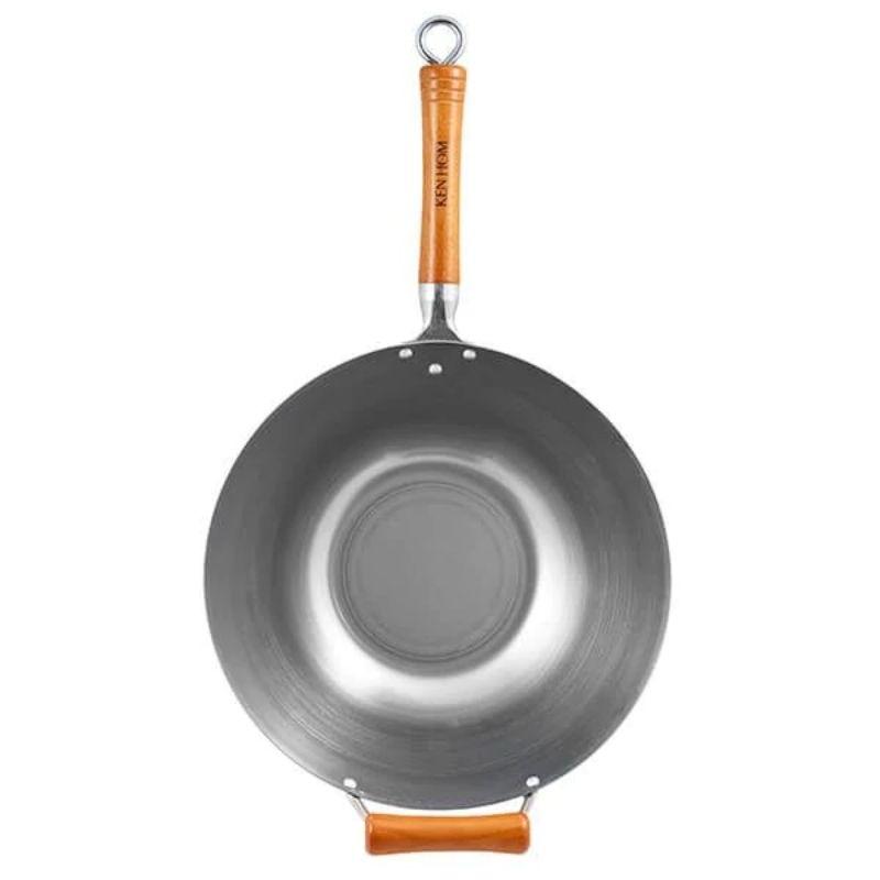 Cacerola rectangular Castey para inducción y horno