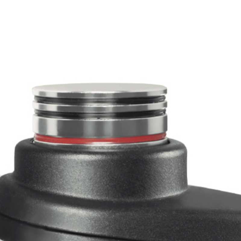 Llauna de arroz con bandeja presentación con mango