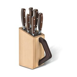 Juego de cuchillos Victorinox Grand Maitre mango madera