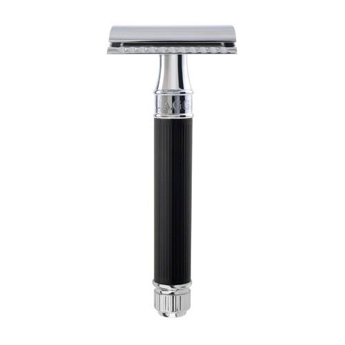 Edwin Jagger maquinilla de afeitar DE86 mango largo